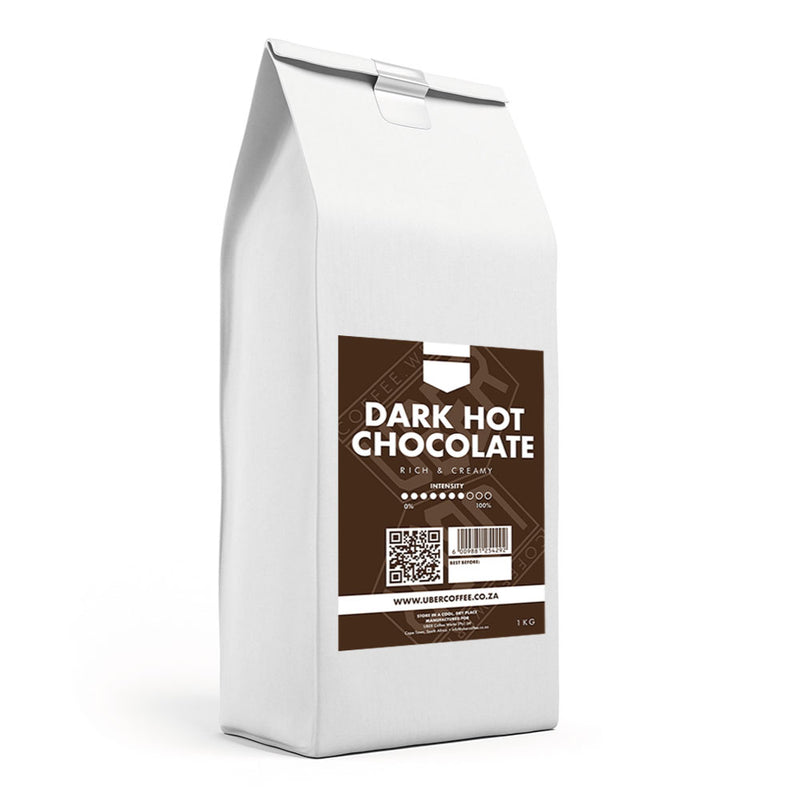 LUXURY HOT CHOCOLATE 1KG