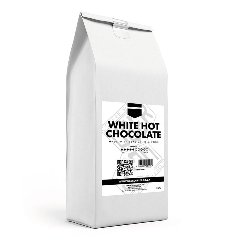 WHITE HOT CHOCOLATE 1KG