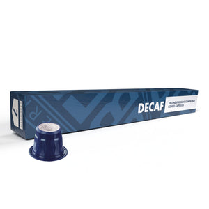 DECAF COFFEE CAPSULES