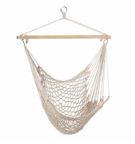 Hubgear™ Hanging Hammock Patio and Garden Swing Chair
