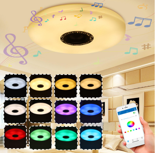 Best Musical LED Ceiling Light
