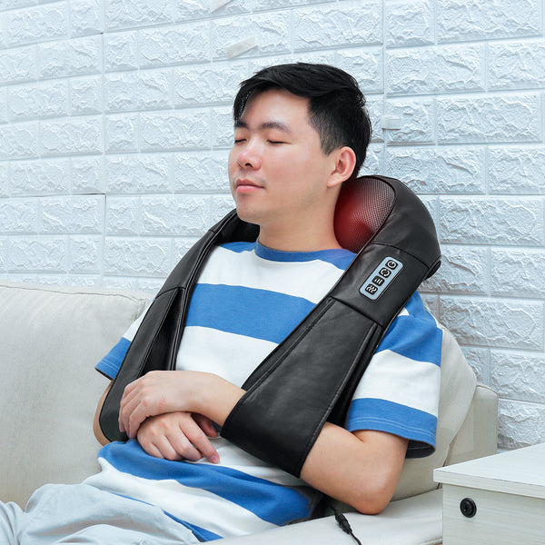 portable neck massager
