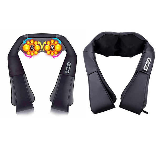 best neck and back massager