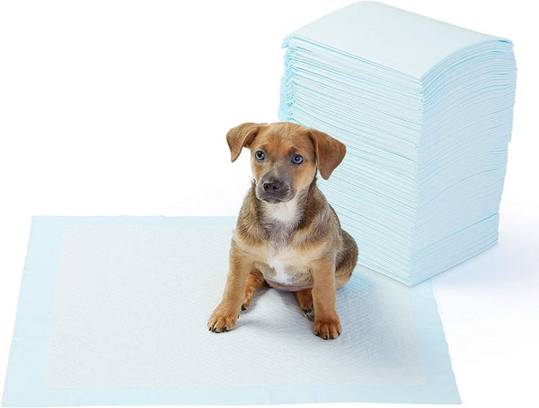 Puppy training pee pads