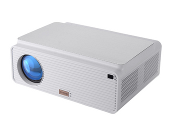 CineTech™ 6500 Lumens LCD/LED 4K Resolution Smart Home Theater Projector