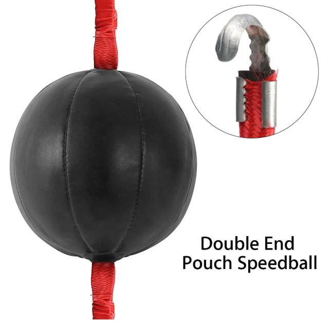 Hubgear™ Double End Boxing Training Speed Ball for Punching Workout Equipment