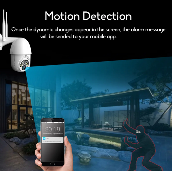 Best Wifi Security Camera