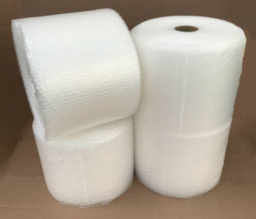 "3/16"" x12"" recyclable bubble wrap"