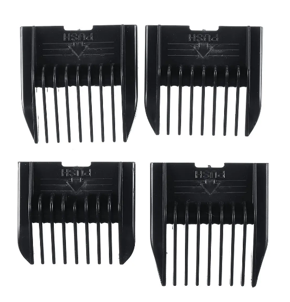 Rechargeable Grooming Kit Combs