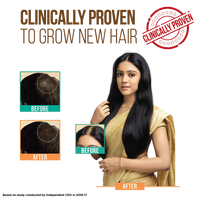 100ml , Bhringa Oil - Clinically Proven to Grow New Hair , Indulekha Bhringa Oil - Clinically Proven to Grow New Hair