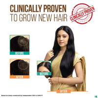 50ml , Bhringa Oil - Clinically Proven to Grow New Hair , Indulekha Bhringa Oil - Clinically Proven to Grow New Hair