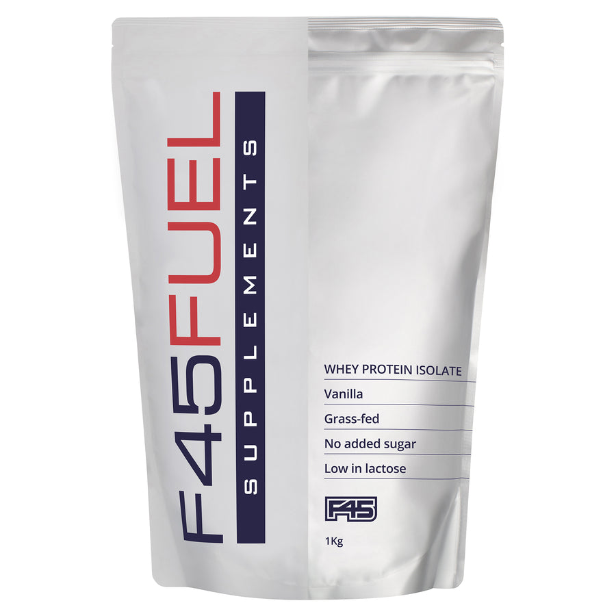 F45 Fuel Whey Protein Isolate - Vanilla