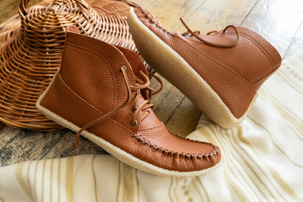 Moccasin Boots - The Natural Fit