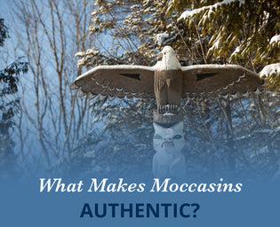 What Makes Moccasins Authentic?