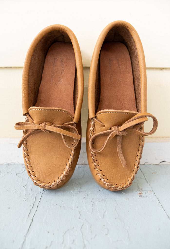 Casual Quality Comfort - Leather-Moccasins