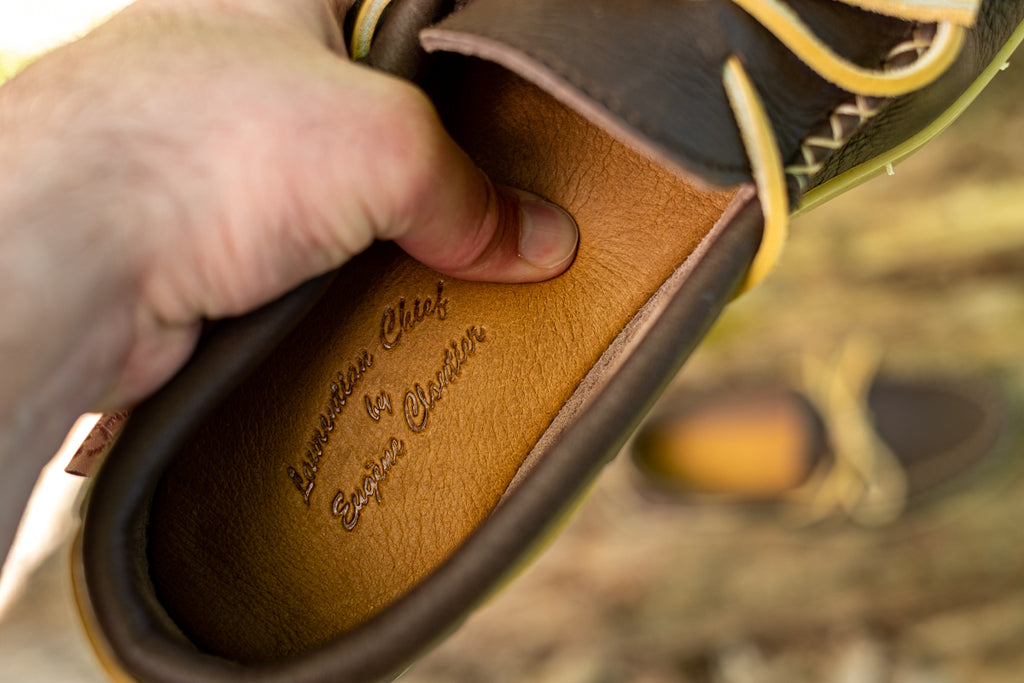 Memory foam insoles in a pair of moccasins best comfort