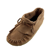 Women's Crepe Sole Ankle Moccasin Shoes 130607  (SIZE 5 ONLY)