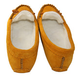 Thick Fleece Lined Moccasins