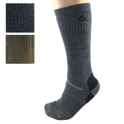Boot Medium Mid-Calf Merino Wool Socks 1806