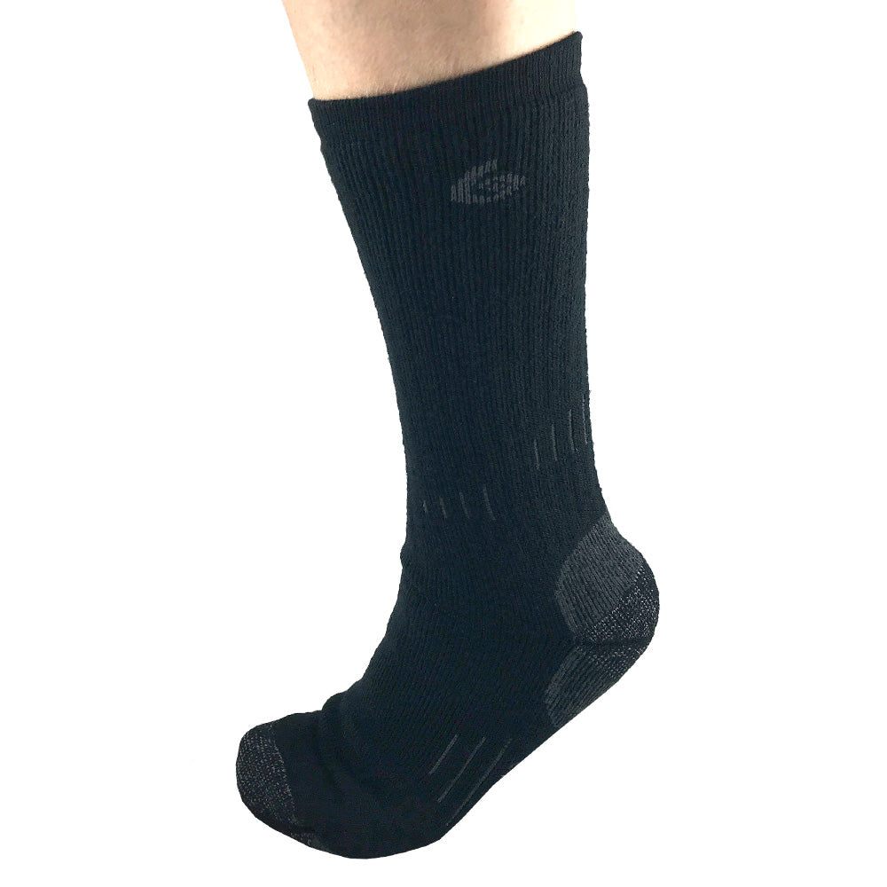 Boot Heavy Mid-Calf Merino Wool Socks 1808