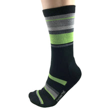 Active Life Band Light Crew Socks