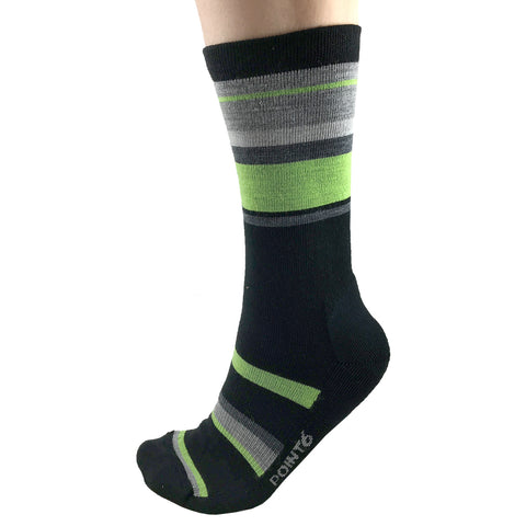 Active Life Band Light Crew Merino Wool Socks 2722