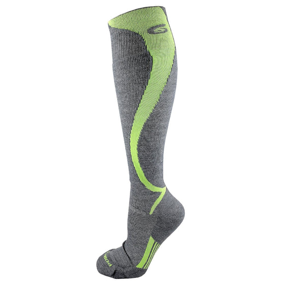 Ski Carve Light Merino Wool Socks