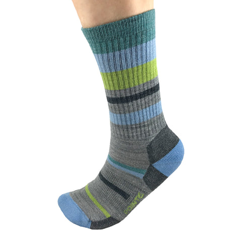 Hiking Light Crew Merino Wool Socks 3566