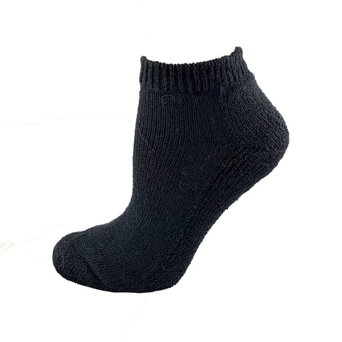 Kid Mohair Ankle Socks 844L