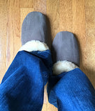 Women's Sheepskin Slippers 91563L