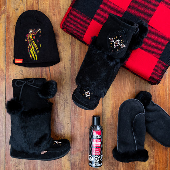 Women's Mukluks Winter Gift Set GP11
