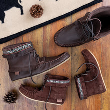 Father & Child Moccasin Boots Gift Set GP28