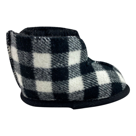 Wool FINAL SALE Baby Bootie Slippers