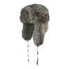 Rabbit Fur Aviator Hat