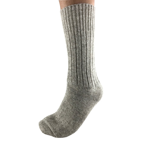 100% Pure New Wool Work Boot Socks
