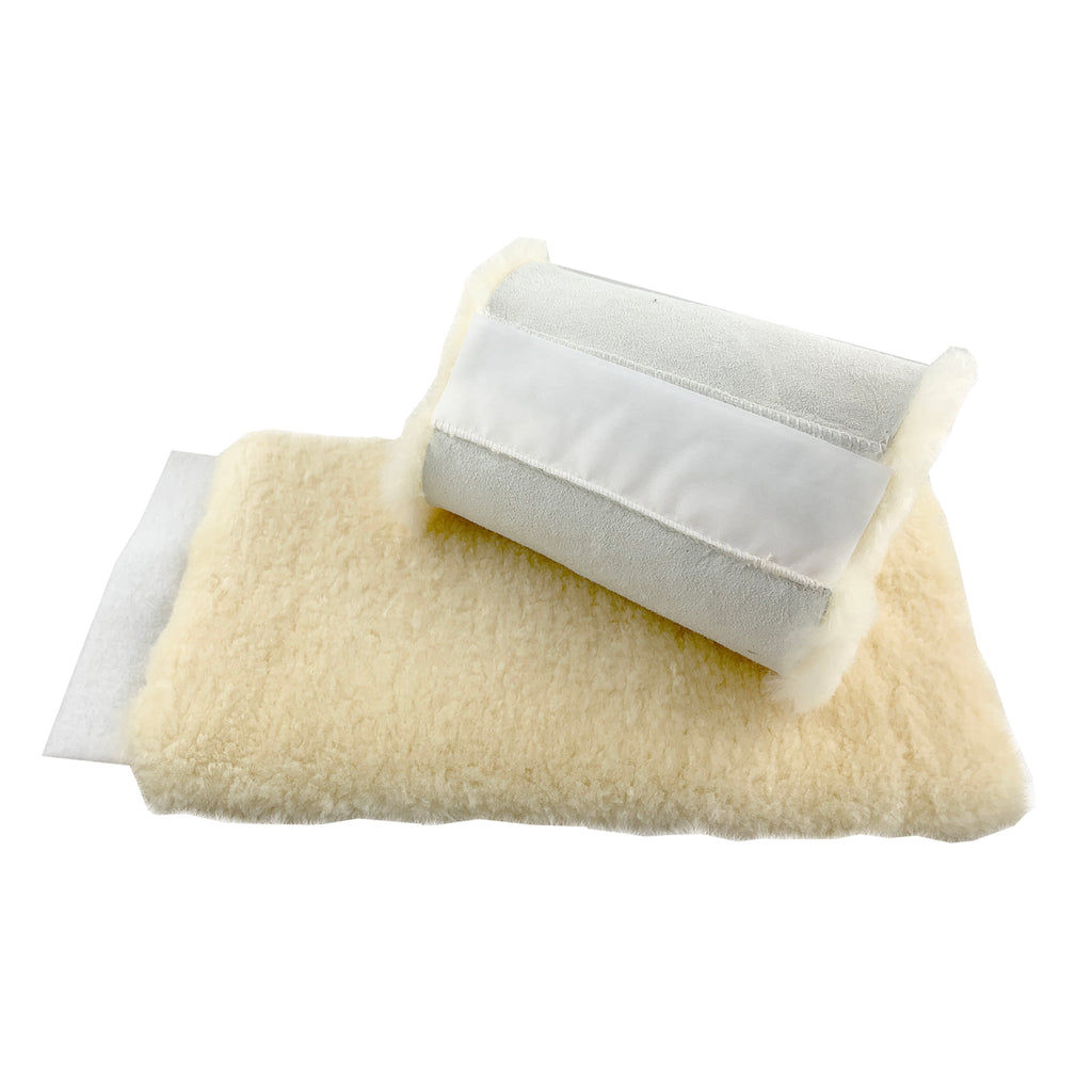 Natural Sheepskin Forearm Protector