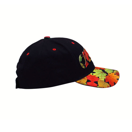 Fall Leaves Baseball Cap