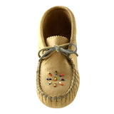 Children's Moosehide Beaded Moccasins 4337-C