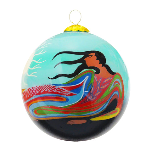 Maxine Noel Mother Earth Ornament 9444