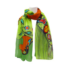 Maxine Noel Spirit of the Woodlands Scarf 18054