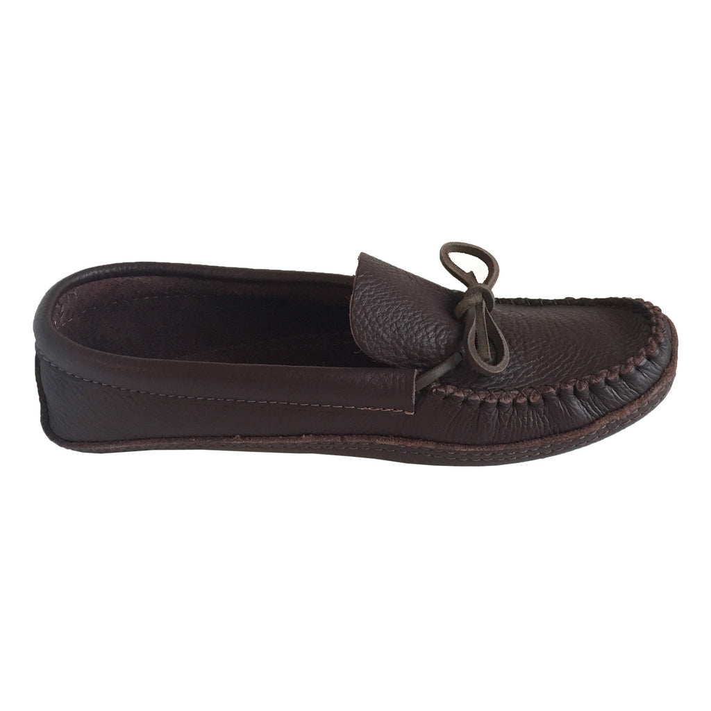 Leather Sole Mens Moccasins 72