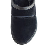 Men's Sheepskin Slip-On Slippers 0350M