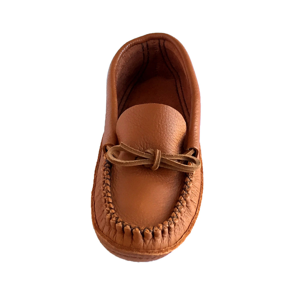 a5a974307a3 Wide Width   Extra Large Moccasin Slippers for Big   Tall Men ...