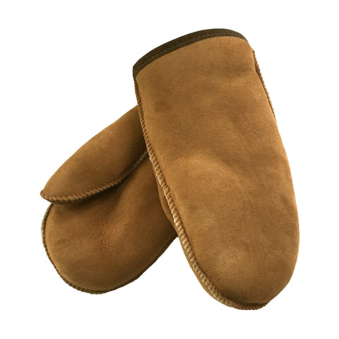 Men's Sheepskin Mittens M-1012