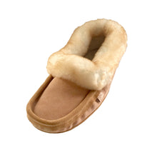 Men's Genuine Sheepskin Slippers 9113