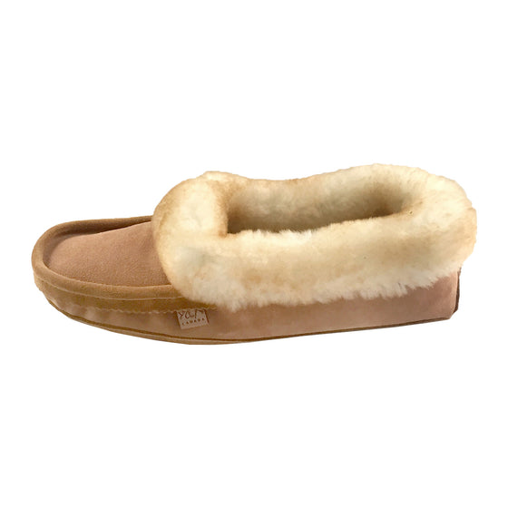 Men's Genuine Sheepskin Slippers