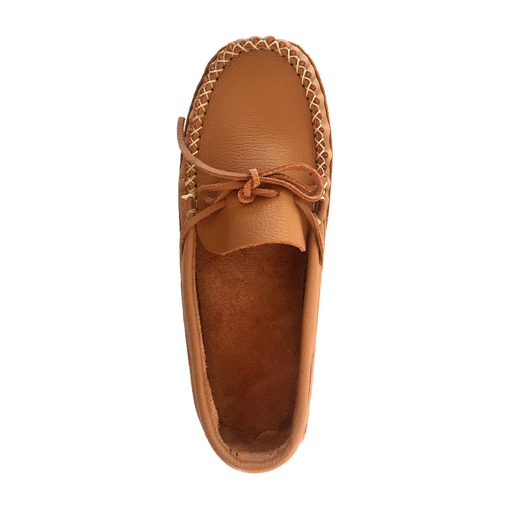 Leather Sole Mens Moccasins 97