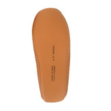 Men's Wide Width Soft Sole Leather Moccasins 1002