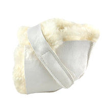 Natural Sheepskin Heel & Elbow Protector