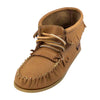 Women's Apache Moose Hide Moccasin Boots